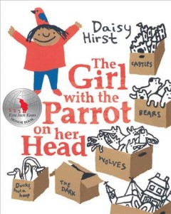 The girl with the parrot on her head /  Daisy Hirst. - Daisy Hirst.