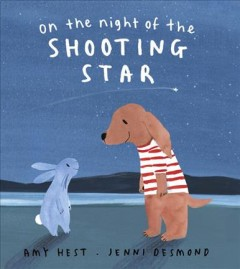 On the night of the shooting star /  Amy Hest ; illustrated by Jenni Desmond. - Amy Hest ; illustrated by Jenni Desmond.