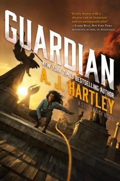 Guardian /  A.J. Hartley. - A.J. Hartley.