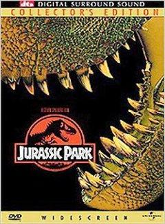 Jurassic Park /  Universal Pictures presents an Amblin Entertainment production ; directed by Steven Spielberg ; screenplay by Michael Crichton and David Koepp.