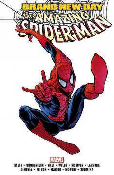 The amazing Spider-Man : brand new day, the complete collection Volume 1