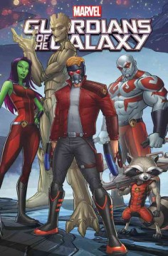 Guardians of the Galaxy Volume 3 /  adapted by Joe Caramagna ; animation art produced by Marvel Animation. - adapted by Joe Caramagna ; animation art produced by Marvel Animation.