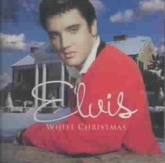 Elvis white Christmas.