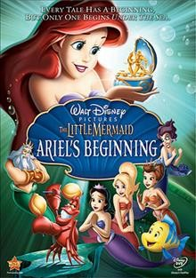 The little mermaid : Ariel's beginning / [presented by] Walt Disney Pictures ; Disney Toon Studios ; produced by Kendra Halland ; directed by Peggy Holmes. - [presented by] Walt Disney Pictures ; Disney Toon Studios ; produced by Kendra Halland ; directed by Peggy Holmes.