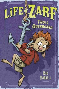 Troll overboard /  by Rob Harrell. - by Rob Harrell.