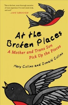 At the broken places : a mother and trans son pick up the pieces / Mary Collins and Donald Collins.