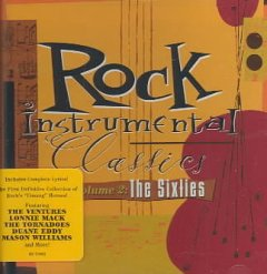 Rock instrumental classics. The sixties.