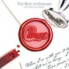 The best of Chicago : [40th anniversay edition] / Chicago.