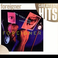 The very best-- and beyond /  Foreigner.