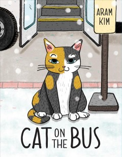 Cat on the bus /  Aram Kim. - Aram Kim.