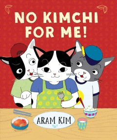 No kimchi for me /  Aram Kim. Narrated by Greta Jung.