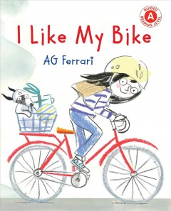 I like my bike /  AG Ferrari. - AG Ferrari.