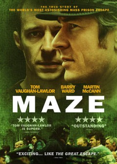 Maze /  Mammoth Films & Cyprus Avenue Films present ; written & directed by Stephen Burke ; produced by Jane Doolan & Brendan Byrne. - Mammoth Films & Cyprus Avenue Films present ; written & directed by Stephen Burke ; produced by Jane Doolan & Brendan Byrne.