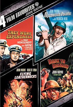 John Wayne collection : They were expendable ; Operation Pacific ; Flying leathernecks ; Back to Bataan [2-disc set] / Metro-Goldwyn-Mayer Pictures. - Metro-Goldwyn-Mayer Pictures.