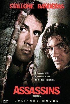 Assassins /  produced and directed by Richard Donner ; story by Andy Wachowski & Larry Wachowski ; screenplay by Andy Wachowski & Larry Wachowski and Brien Helgeland ; Warner Bros. presents a Silver Pictures Production, in association with Donner/Shuler-Donner Productions ; a Richard Donner film.