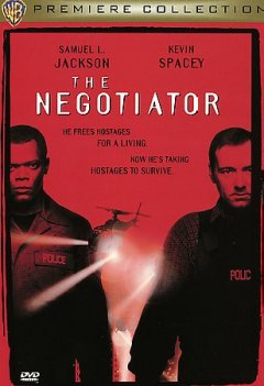 The negotiator /  Regency Enterprises presents ; a Mandeville Films/New Regency production ; written by James DeMonaco & Kevin Fox ; produced by David Hoberman and Arnon Milchan ; directed by F. Gary Gray.