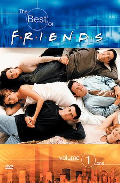 Friends : The best of Friends, volume 1 / created by David Crane & Marta Kauffman.