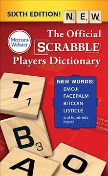 The official Scrabble players dictionary.