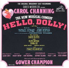 Hello, Dolly! : original Broadway cast recording / music and lyrics by Jerry Herman ; [book by Michael Stewart, based on The matchmaker by Thornton Wilder]. - music and lyrics by Jerry Herman ; [book by Michael Stewart, based on The matchmaker by Thornton Wilder].