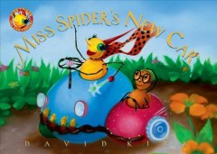 Miss Spider's New Car