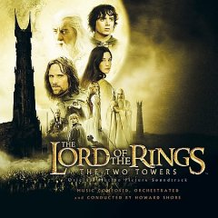 The lord of the rings, the two towers : original motion picture soundtrack / music composed, orchestrated, and conducted by Howard Shore.