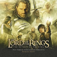 The lord of the rings, the return of the king : [soundtrack] / music composed, orchestrated and conducted by Howard Shore.