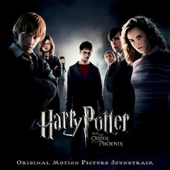 Harry Potter and the Order of the Phoenix : original motion picture soundtrack / score composed by Nicholas Hooper. - score composed by Nicholas Hooper.