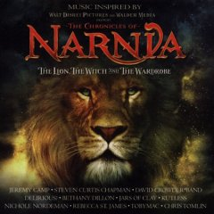The chronicles of Narnia : the lion, the witch and the wardrobe : music inspired by.