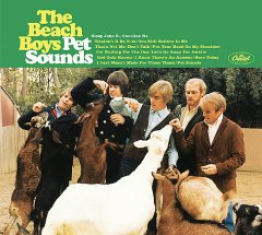 Pet sounds /  The Beach Boys.