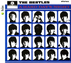 A hard day's night / the Beatles ; words and music, John Lennon and Paul McCartney