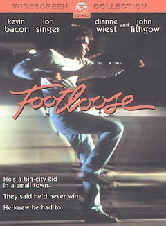 Footloose /  Paramount Pictures Corp. ; written by Dean Pitchford ; produced by Lewis J. Rachmil and Craig Zadan ; directed by Herbert Ross. - Paramount Pictures Corp. ; written by Dean Pitchford ; produced by Lewis J. Rachmil and Craig Zadan ; directed by Herbert Ross.
