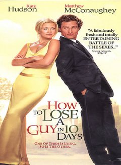 How to lose a guy in 10 days /  Paramount Pictures presents, in association with MMP Moviemakers Productions GmbH & Co. KG, a Robert Evans/Christine Peters production ; a Lynda Obst production ; a Donald Petrie film ; producers, Lynda Obst, Robert Evans, Christine Peters ; screenplay writers, Kristen Buckley, Brian Regan, Burr Steers ; director, Donald Petrie.