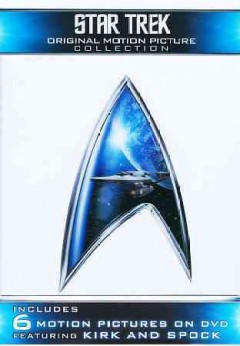 Star trek : the motion picture / Paramount ; Paramount Pictures presents a Gene Roddenberry production, a Robert Wise film ; screenplay by Harold Livingston ; story by Alan Dean Foster ; produced by Gene Roddenberry ; directed by Robert Wise. - Paramount ; Paramount Pictures presents a Gene Roddenberry production, a Robert Wise film ; screenplay by Harold Livingston ; story by Alan Dean Foster ; produced by Gene Roddenberry ; directed by Robert Wise.
