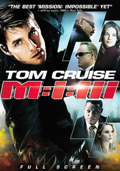 Mission: impossible III [2-disc set] /  Paramount Pictures presents a Cruise/Wagner Productions ; produced by Tom Cruise and Paula Wagner ; written by Alex Kurtzman & Roberto Orci & J.J. Abrams ; directed by J.J. Abrams. - Paramount Pictures presents a Cruise/Wagner Productions ; produced by Tom Cruise and Paula Wagner ; written by Alex Kurtzman & Roberto Orci & J.J. Abrams ; directed by J.J. Abrams.