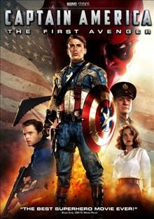 Captain America : the first avenger / Paramount Pictures and Marvel Entertainment present ; a Marvel Studios production ; a film by Joe Johnston ; produced by Kevin Feige ; screenplay by Christopher Markus & Stephen McFeely ; directed by Joe Johnston. - Paramount Pictures and Marvel Entertainment present ; a Marvel Studios production ; a film by Joe Johnston ; produced by Kevin Feige ; screenplay by Christopher Markus & Stephen McFeely ; directed by Joe Johnston.