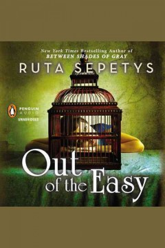 Out of the Easy /  Ruta Sepetys.
