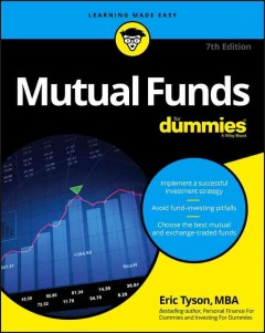 Mutual funds for dummies /  by Eric Tyson, MBA.