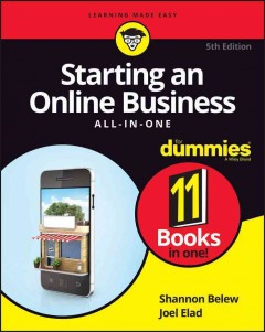 Starting an online business all-in-one /  by Shannon Belew and Joel Elad. - by Shannon Belew and Joel Elad.