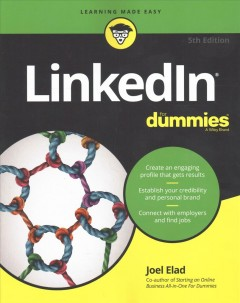 Linkedin for dummies /  by Joel Elad.
