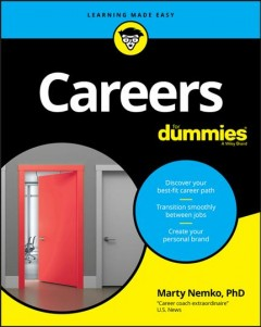 Careers for dummies /  by Marty Nemko, PhD. - by Marty Nemko, PhD.