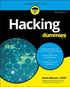 Hacking for dummies /  by Kevin Beaver. - by Kevin Beaver.