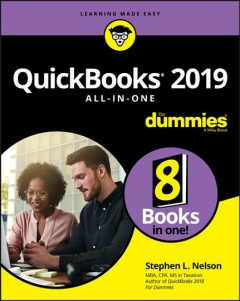 Quickbooks 2019 all-in-one for dummies /  Stephen L. Nelson.