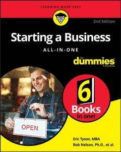 Starting a business all-in-one for dummies /  by Kathleen R. Allen [and 18 others].