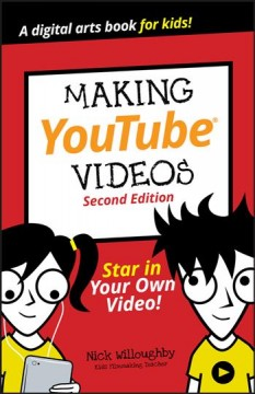 Making YouTube videos /  Nick Willougby, with Tee Morris and Will Eagle. - Nick Willougby, with Tee Morris and Will Eagle.