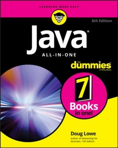 Java all-in-one for dummies.
