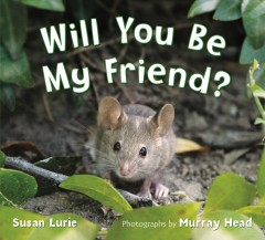 Will you be my friend? /  Susan Lurie ; illustrated by Murray Head. - Susan Lurie ; illustrated by Murray Head.