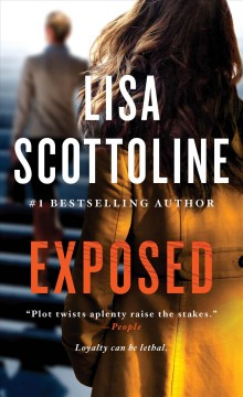 Exposed /  Lisa Scottoline. - Lisa Scottoline.