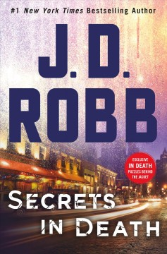 Secrets In Death / JD Robb - JD Robb