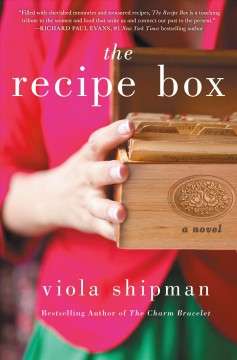 The recipe box : a novel with recipes / Viola Shipman. - Viola Shipman.