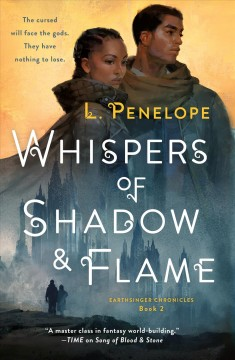 Whispers of shadow & flame /  L. Penelope. - L. Penelope.